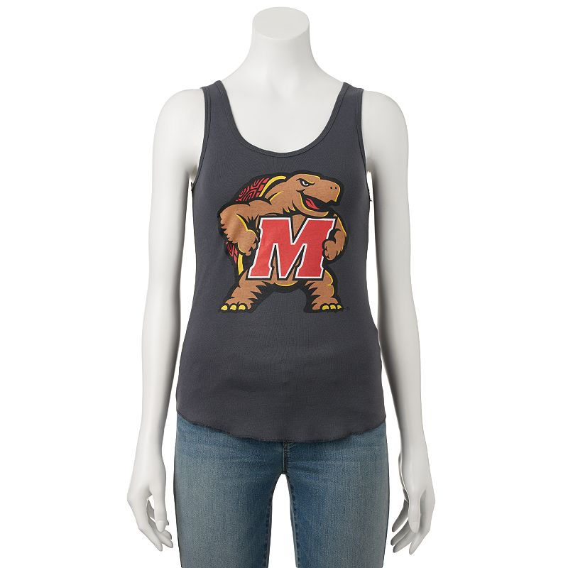 Women's Maryland Terrapins Tank Top
