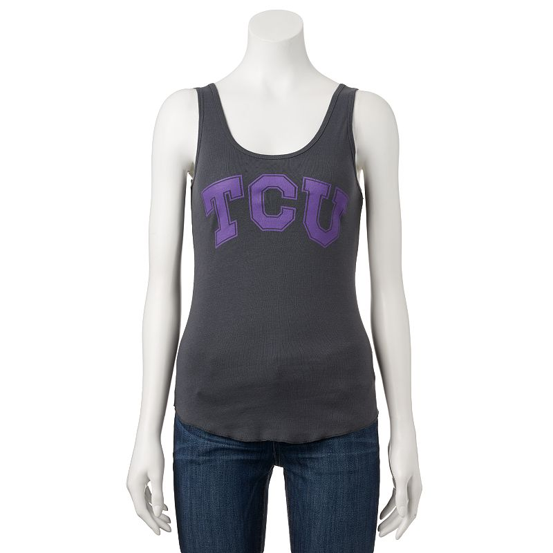 Women's TCU Horned Frogs Tank Top