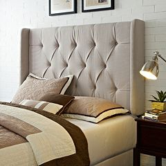Pulaski Samuel Lawrence Winged Headboard by