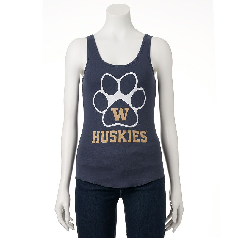 Women's Washington Huskies Tank Top