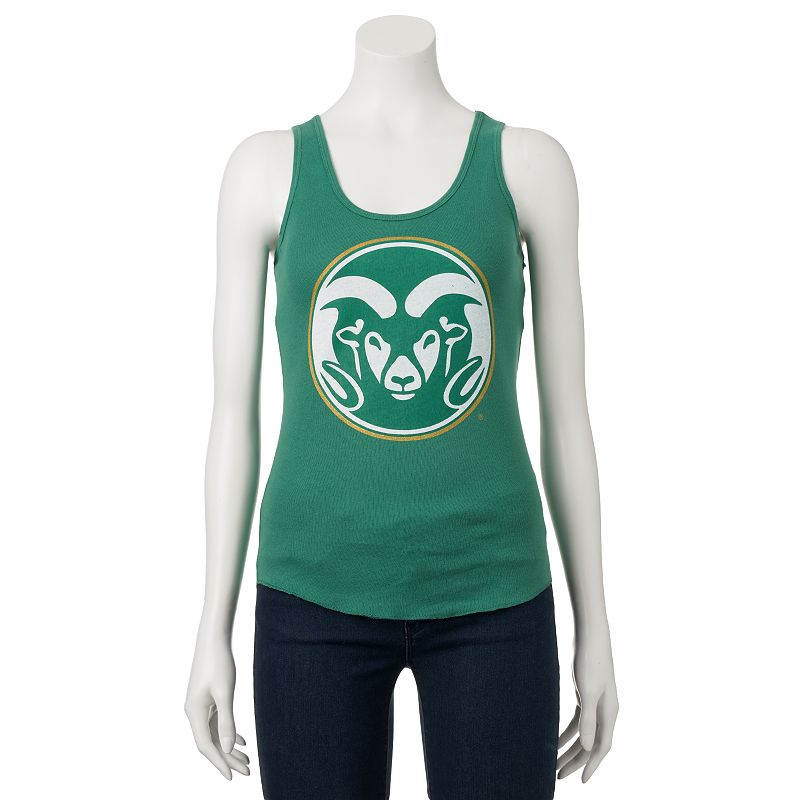 Women's Colorado State Rams Tank Top