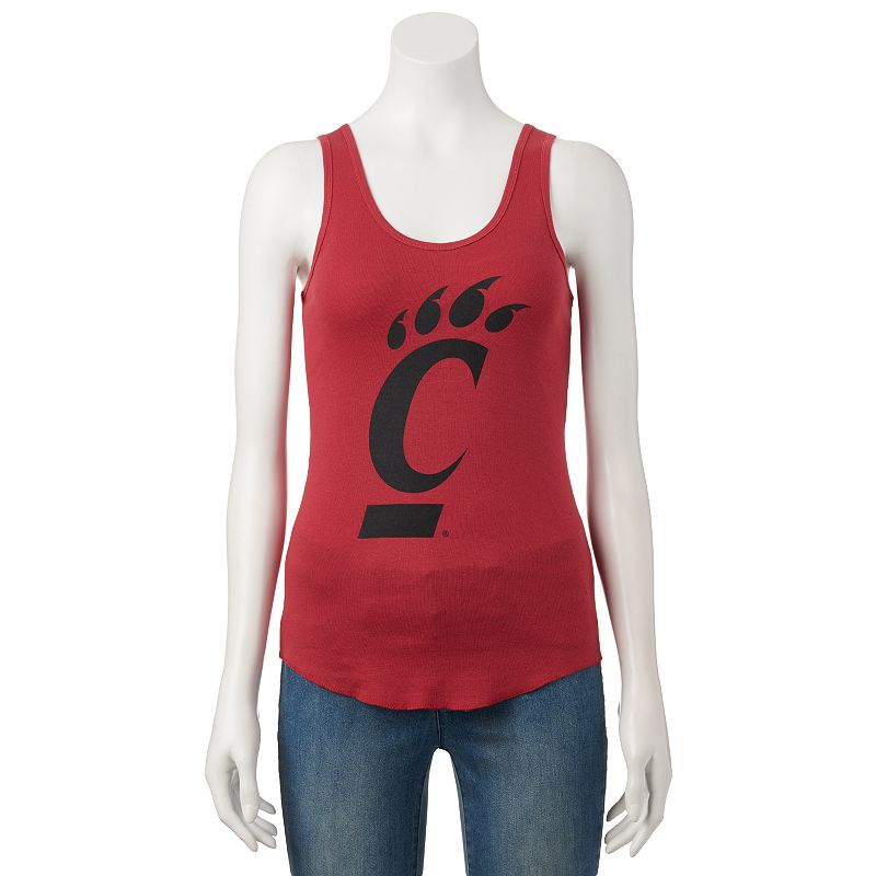 Women's Cincinnati Bearcats Tank Top