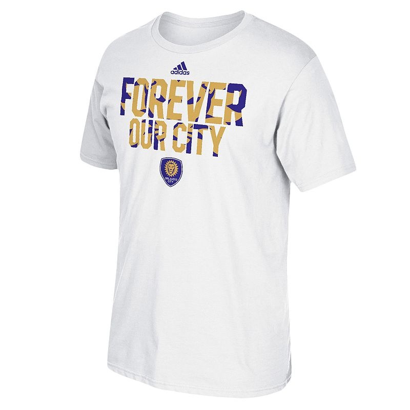 Men's adidas Orlando City SC Our City Tee