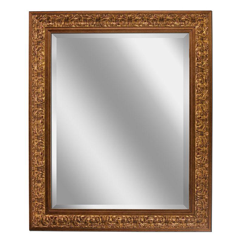 Head West Ornate Wall Mirror