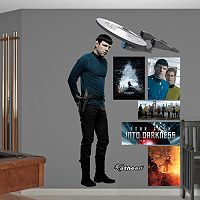 Star Trek: Into Darkness Spock Wall Decals by Fathead
