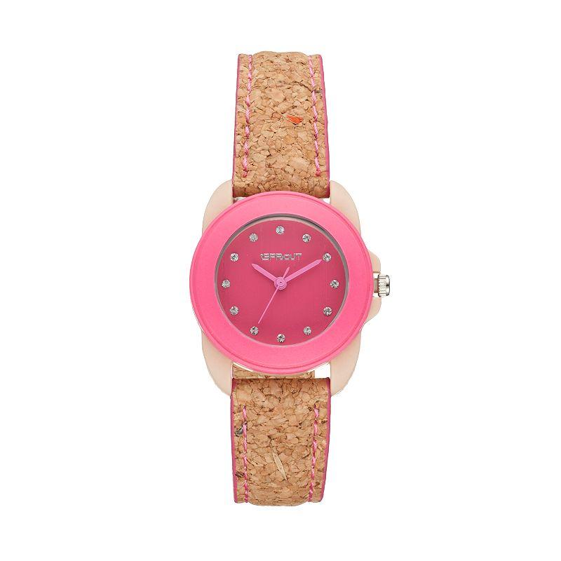 Sprout Women's Cork Watch