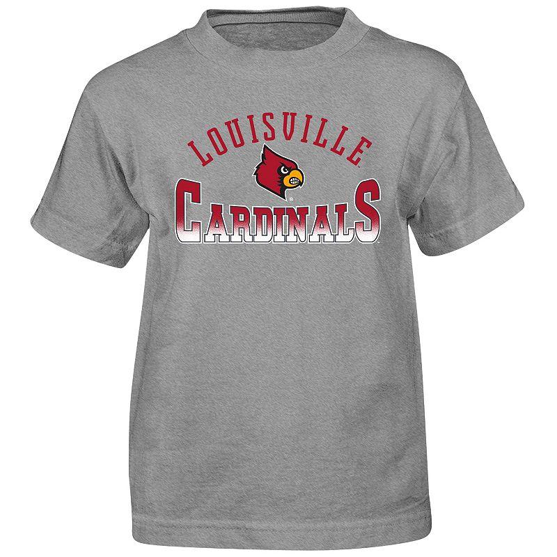 Boys 4-7 Louisville Cardinals Cotton Tee