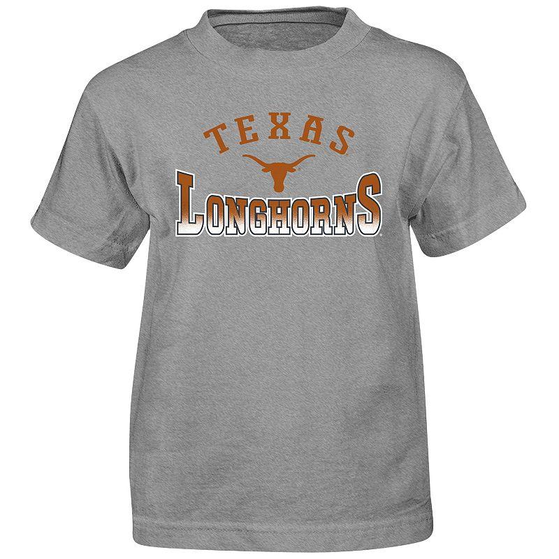 Boys 4-7 Texas Longhorns Cotton Tee