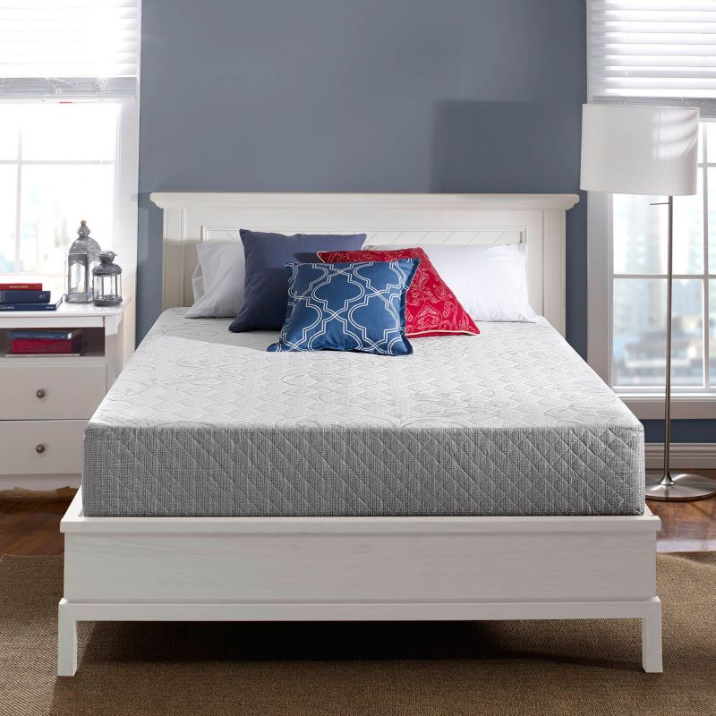 Serta 10 in Gel Memory Foam Mattress