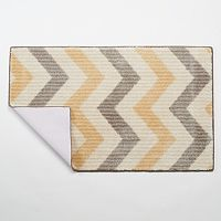 Maples Rugs Layla Chevron Bath Rug - 23'' x 38''