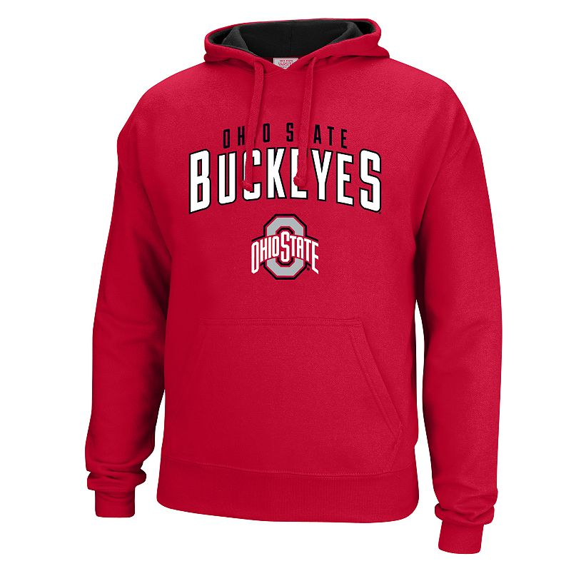 Men's Ohio State Buckeyes Meteor Fleece Hoodie