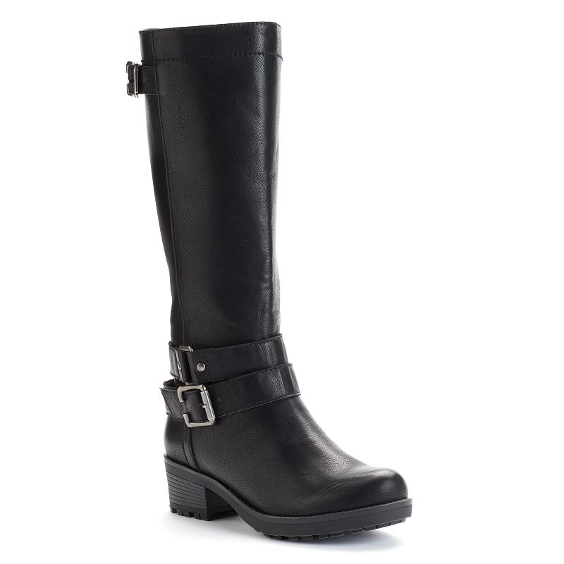SONOMA Goods for Life™ Women's Tall Lug Knee-High Boots