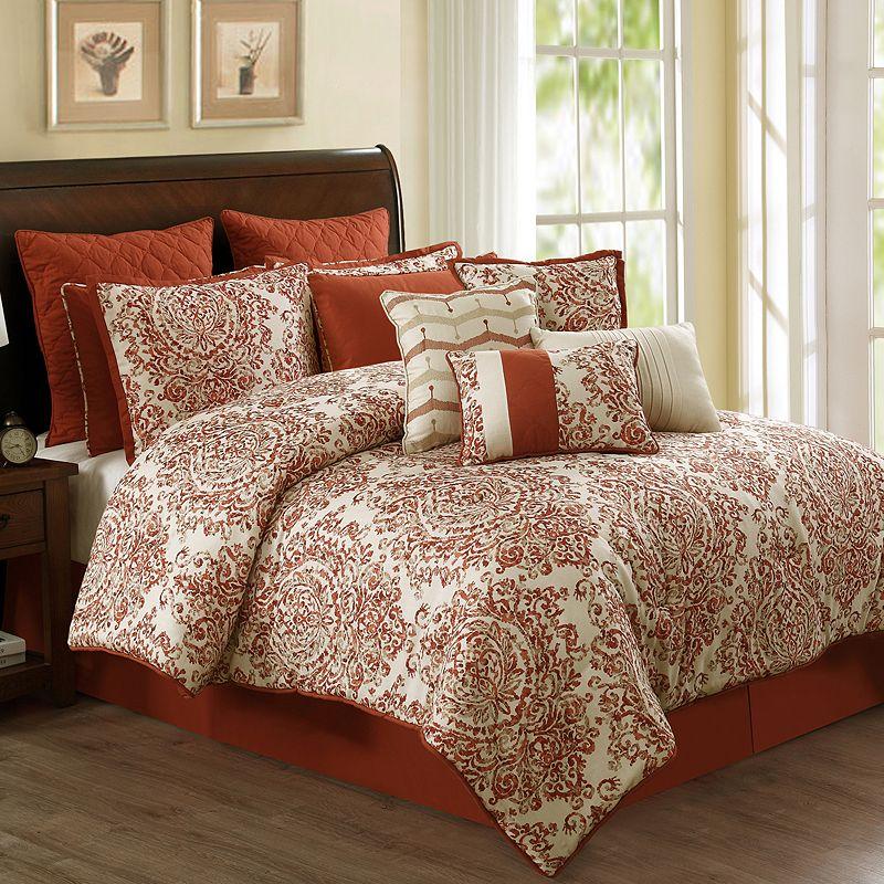 Windsor 12-pc. Comforter Set