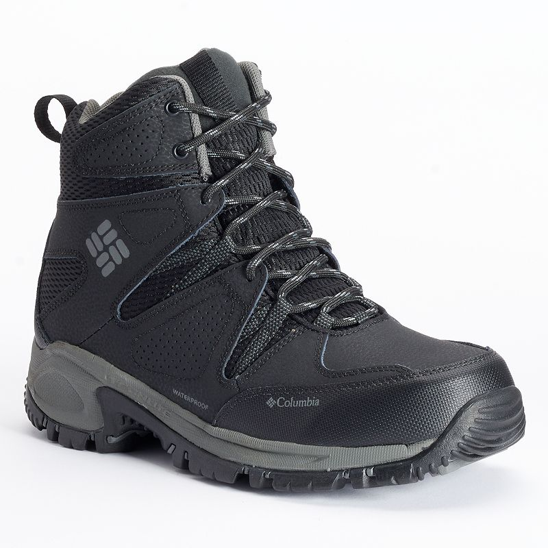 Columbia Liftop II Men's Waterproof Hiking Boots