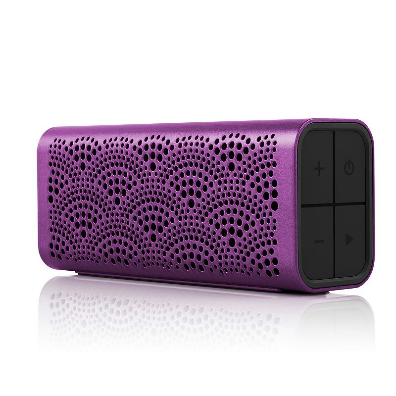 Braven Lux Portable Bluetooth Wireless Speaker with TrueWireless