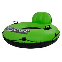 Blue Wave Sports Lay-Z-River 49-inch Inflatable River Float Tube
