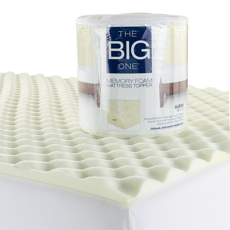 Fitted Foam Mattress Topper