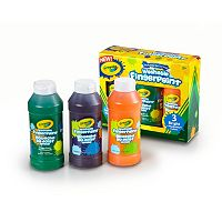Crayola 3-pk. Washable Fingerpaints