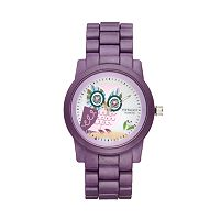 Sprout Women's Owl Diamond Watch - ST/5034MPPR