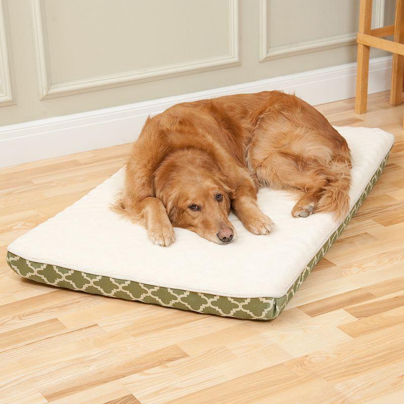 Doctors Foster & Smith Berber Orthopedic Pet Bed