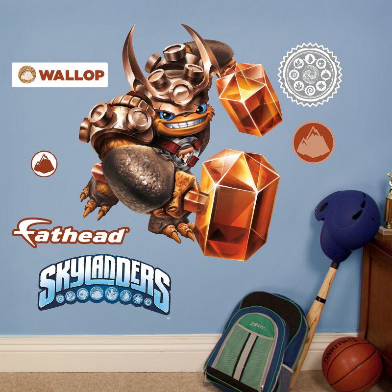 Skylanders Wallop Wall Decals by Fathead Jr. 99380899