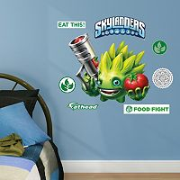 Skylanders Food Fight Wall Decals by Fathead Jr.