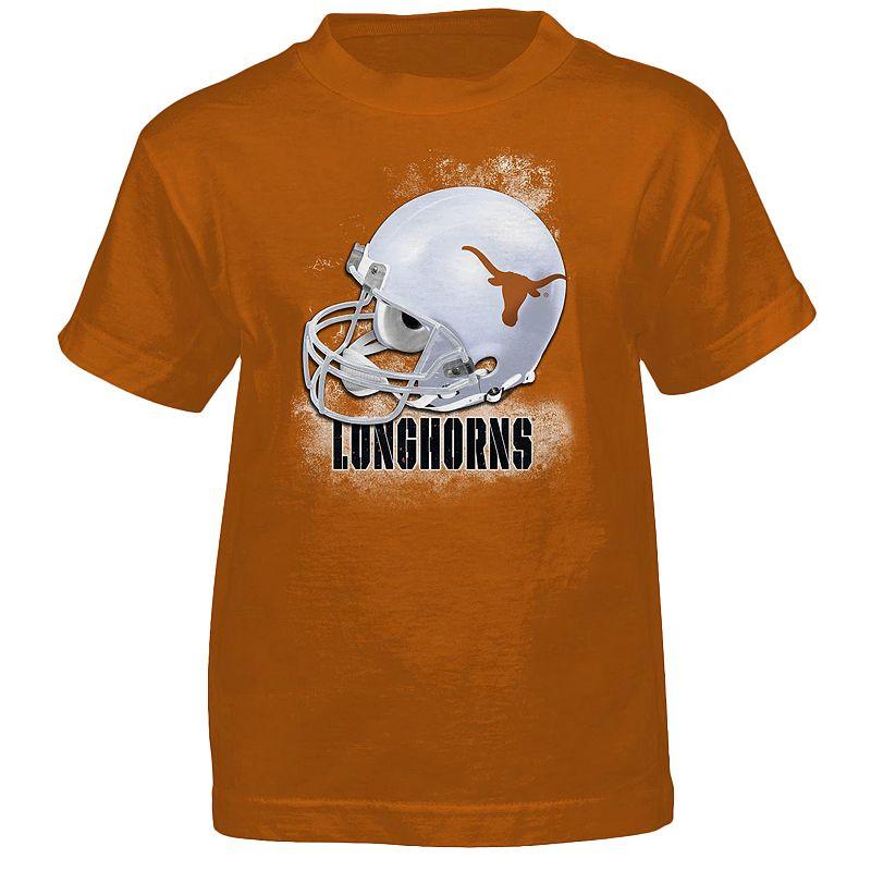 Boys 4-7 Texas Longhorns Helmet Tee