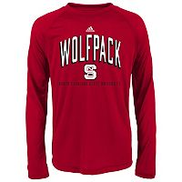 Boys 8-20 adidas North Carolina State Wolfpack Arch Standard Tee
