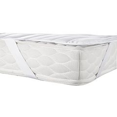 Madison Park Essentials Waterproof Microfiber Sofa Bed Mattress Pad by