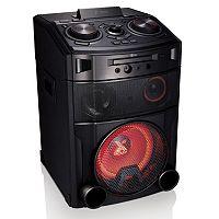 LG 1000W X-BOOM SOLO Mini Shelf Sound System with Bluetooth