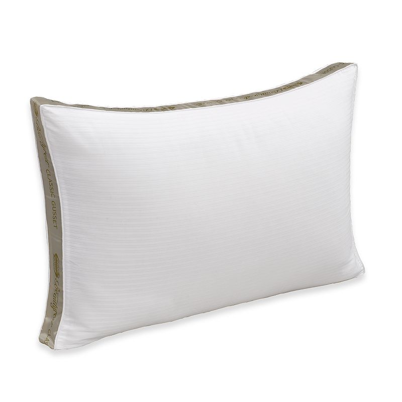 Beautyrest 2-pk. 300-Thread Count Striped Firm Pillows
