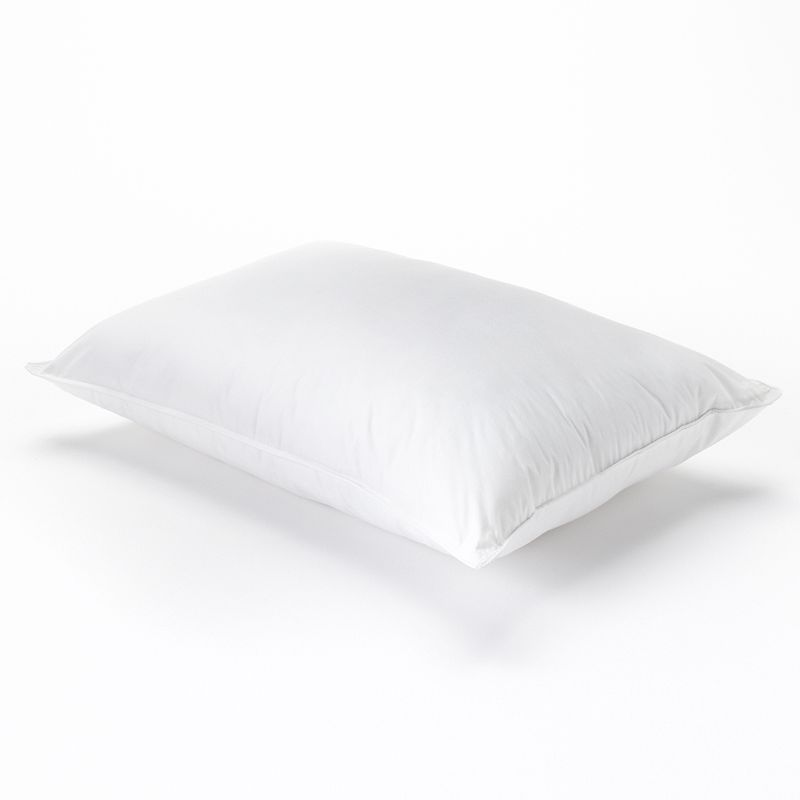 Spring Air Double Comfort 230-Thread Count Down-Alternative Pillow