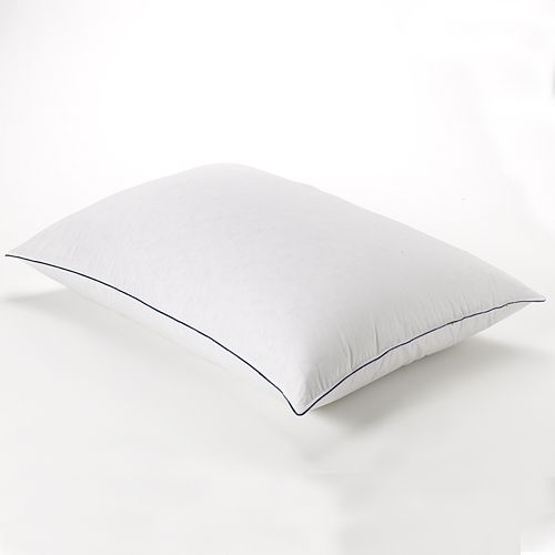 pacific coast feather down pocket 300 thread count feather down pillow. Black Bedroom Furniture Sets. Home Design Ideas