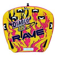 Rave Sports Diablo III 3-Person Towable Tube