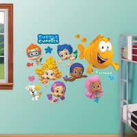 Bubble Guppies Collection Wall Decals by Fathead