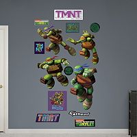 Teenage Mutant Ninja Turtles Turtle Power Collection Wall Decals by Fathead