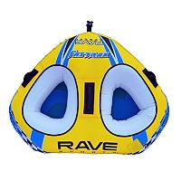 Rave Sports Fastrax 2-Person Towable Tube