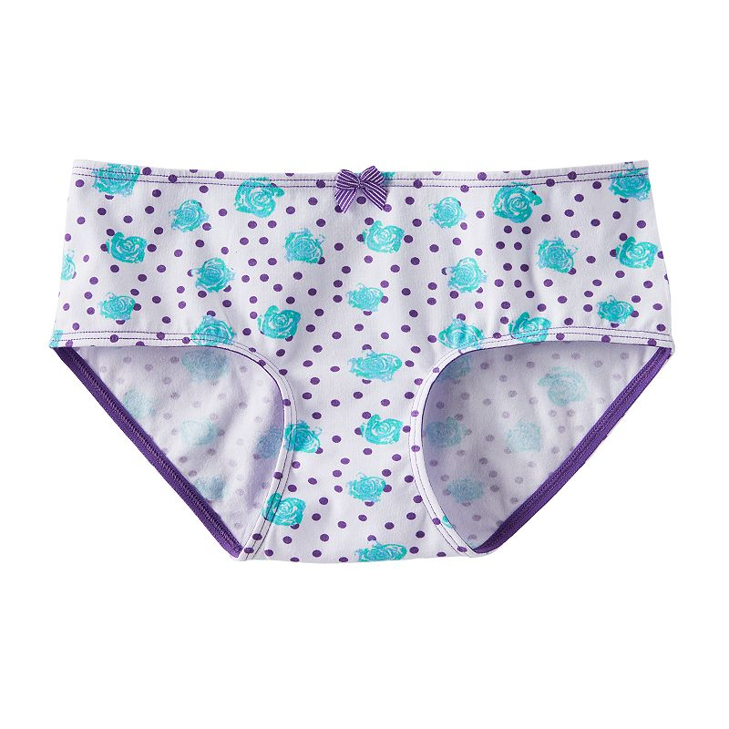 Girls 5-14 SO® Hipster Panty
