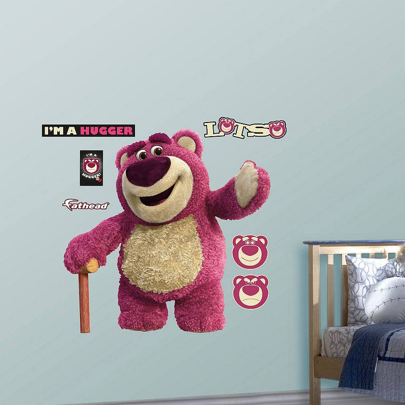 Disney / Pixar Toy Story 3 Lotso Wall Decals by Fathead