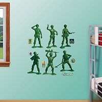 Disney / Pixar Toy Story Army Men Collection Wall Decals by Fathead