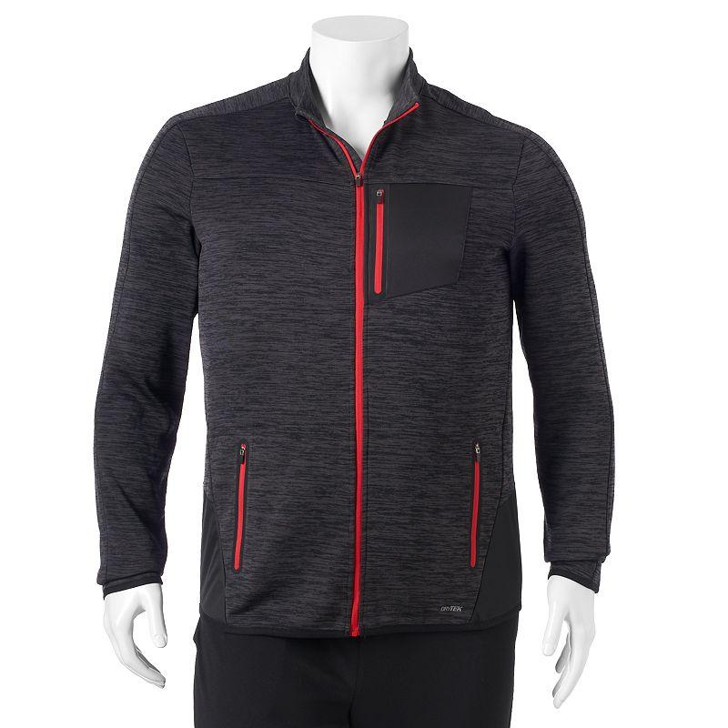 Big & Tall Tek Gear® Sweater Fleece Jacket