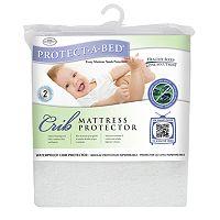 Protect-A-Bed Premium Crib Mattress Protector