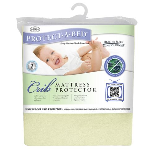 Protect A Bed Premium Crib Mattress Protector