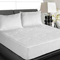 Cotton Loft® Down-Alternative Mattress Pad