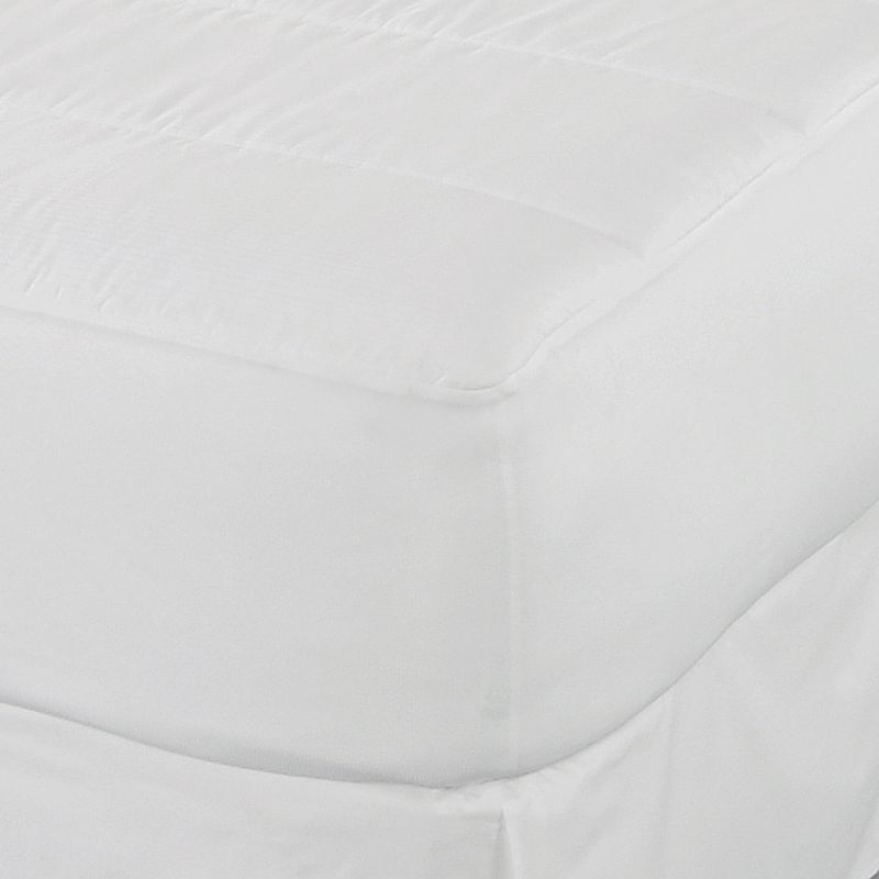 Clean & Fresh 500-Thread Count Mattress Pad