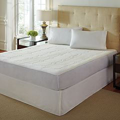 Pure Rest Memory Foam Mattress Pad by