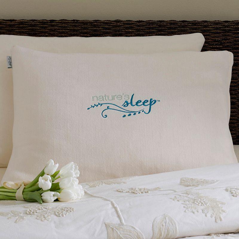 Nature's Sleep™ Down-Alternative Pillow