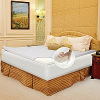 Enhance 4-in. Memory Foam Mattress Topper
