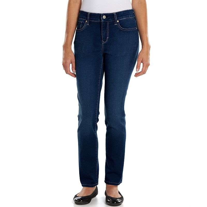 Petite Gloria Vanderbilt Bridget Slim Skinny Jeans