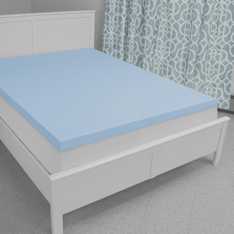 SensorPEDIC Supreme 3 in Memory Foam Mattress Topper